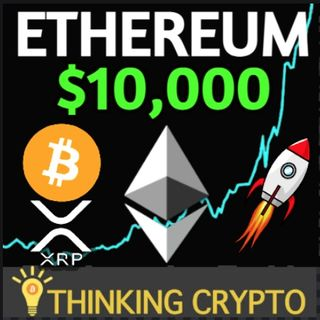 Ethereum Breaks ATH & $10K Prediction - Grayscale & Bitcoin $115K - XRP Not A Security Says CEO