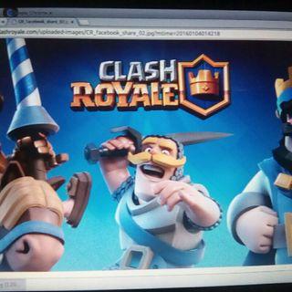 Gemas Y Cuentas Clash Royale