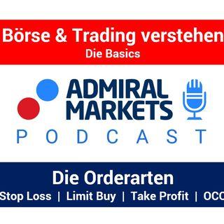 Stop Limit | Stop Loss | Take Profit | OCO | Slippage - Die Orderarten im Trading verstehen