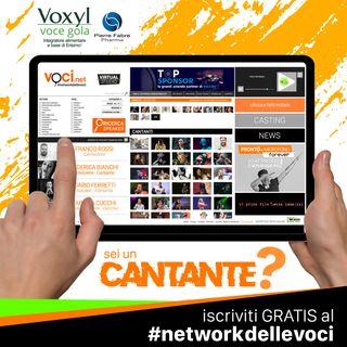 VOCI.fm dà il benvenuto ai CANTANTI - Clicca Play e ascolta l'articolo