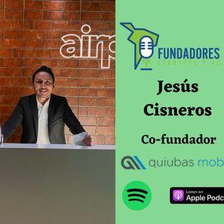 023: Jesús Cisneros | Quiubas Mobile | De Red Social a infraestructura de sms en 100 países