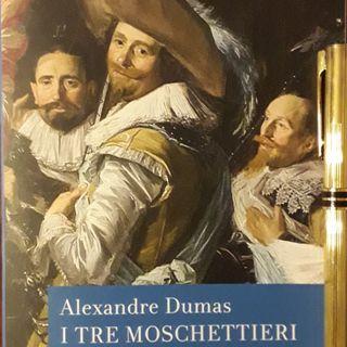 I tre moschettieri, di Alexandre Dumas