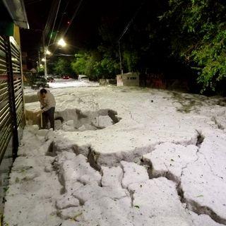 Colonias de Jalisco afectadas por la granizada
