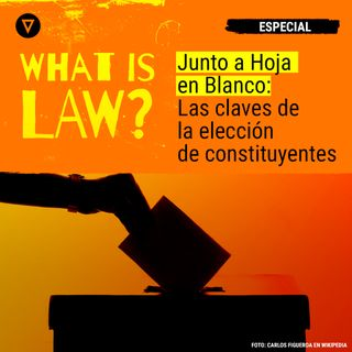ESPECIAL:  WHAT IS LAW y HOJA EN BLANCO - Parte 4