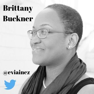 People on Twitter by Billy Dees Interview with @eviainez Brittany Buckner - Author