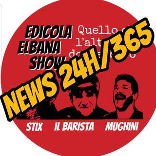 Edicola Elbana Show speciale Partita di beneficenza