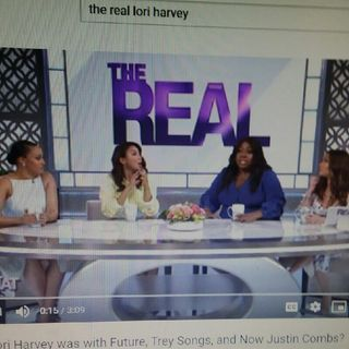 Pt 2 The Real discusses Lori Harvey's dating life!!! Is she multidating ???Or just getting around???