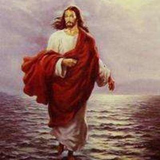Jesus was talking as my guest