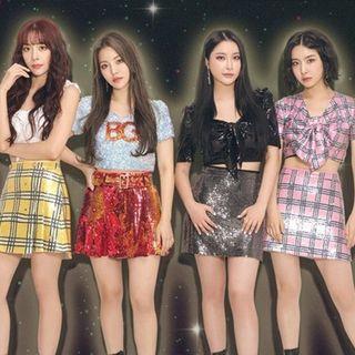 Brave Girls-Chi Mat Ba Ram (치맛바람) Summer Queen_Reacción