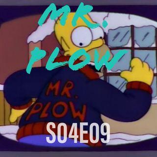 33) S04E09 (Mr Plow)