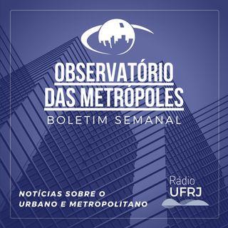 Governança metropolitana foi tema do penúltimo debate do Ciclo Cadernos Metrópole