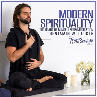 Benjamin Decker | Christ Meditations and Comparative Spirituality