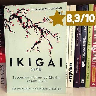 IKIGAI - HECTOR GARCİA, FRANCECS MIRALLESi CONTİJOCH - #02