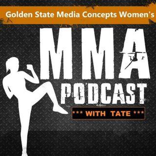 GSMC Women's MMA Podcast Episode 16: UFC 243 & Joanna Jedrzejczyk vs Michelle Waterson