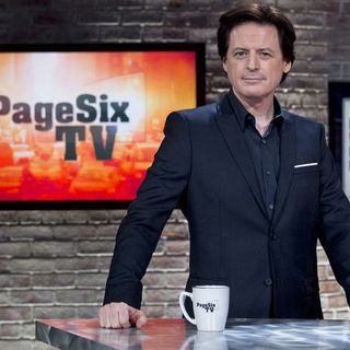 John Fugelsang Season Two Of Page Six TV