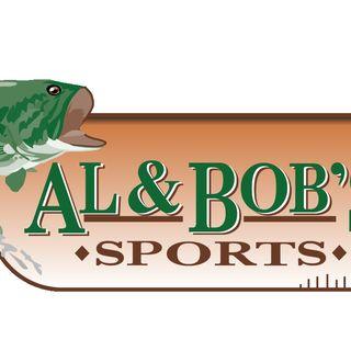 Al & Bob's Sportsmen Serving Sportsmen Podcast - Ice Fishing Edition