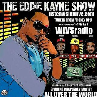 THE EDDIE KAYNE SHOW 14x Award winning Radio show dedicated to independent artist
