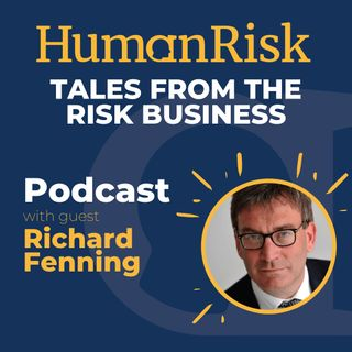 Richard Fenning on Tales from the Risk Business