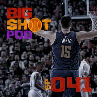 #041 -  NBA Preview 19/20 - Divisão do Noroeste