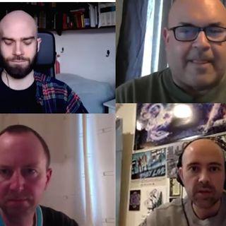 Surviving House Arrest: Mark Devlin guests alongside Ivan, Nathan & Francesco on The Guy Next Door Speaks podcast