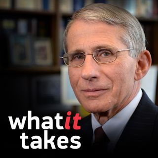 Anthony Fauci: From Aristotle to AIDS