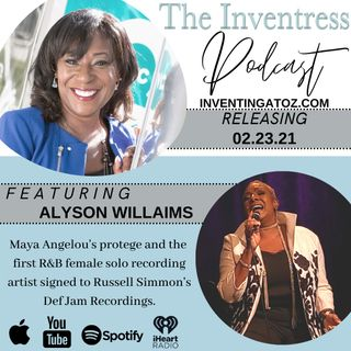 Episode 90 - Alyson Williams (R&B Legend/Entrepreneur)