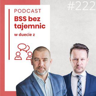 #222 W duecie z Sebastianem Młodzińskim z Timate