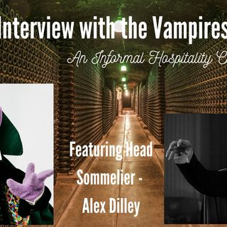 Interview with the Vampires – Episode One – Alex Dilley