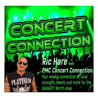 PMC CC hosted by Ric Hare May 30 - Jun 1 2019 co-host this episode Julz and Biggie from the Pink tribute band, JUST LIKE PINK