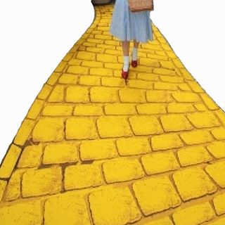The Bones of Yellow Brick Road
