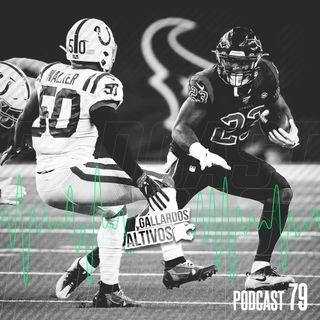 Podcast #79: Última Jornada de Liga MX / NFL week 12 / Su Majestad en México / Mayweather