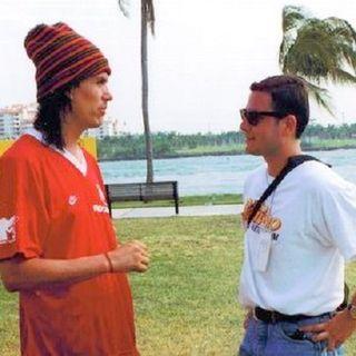 Entrevista con Saúl Hernández de Caifanes en 1995 por Kike Posada (Podcast)