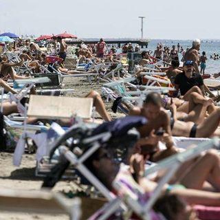 Litigate in Spiaggia