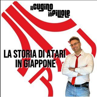 La storia di ATARI IN GIAPPONE