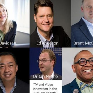 Radio [itvt]: TV and Video Innovation in the 2016 Presidential Election at TVOT