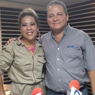 Entrevista a Mario Gordillo en el Dictamen Radio por Isis Zavala