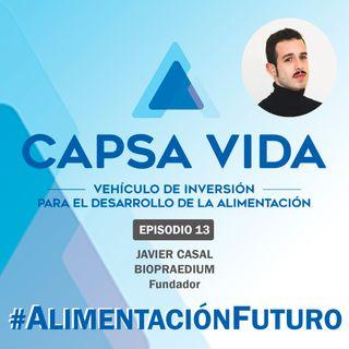 EPISODIO 13. Javier Casal. Fundador de BIOPRAEDIUM