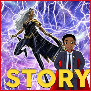 Storm - Sleep Story