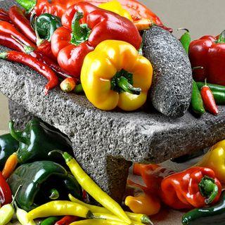 El Festival del Chile en la Roma  ¡Más de 65 tipos de chiles para probar!