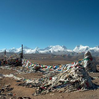Cina, Tibet - Tra pastori e fionde | Trekking nel Mondo #03