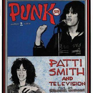 Historia del punk capítulo 3: EEUU 1975 Patti Smith y Television