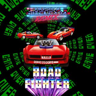 Road Fighter (Arcade)