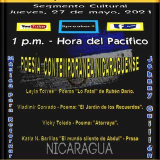 Poesía Contemporánea Nicaragüense y Música Clásica de ©Johnny Guillén - Compositor*Nicaragua