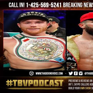 """☎️BREAKING NEWS: Canelo vs Caleb Plant Off😢 Over """"Disagreements In The Contracts""""🤬"""