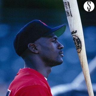 ¿Qué hubiese pasado si: Jordan se queda jugando béisbol?