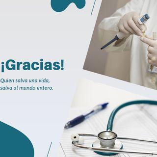GRACIAS A TI DOCTOR