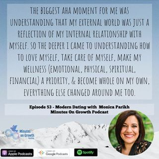Modern Dating with Monica Parikh
