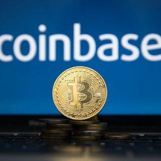 2021-14 - Quotazione Coinbase Entusiasmo e rischi