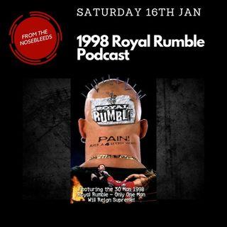 royal rumble 98
