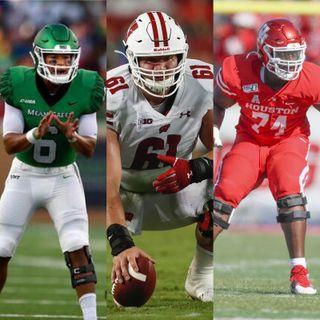 33: Episode 33: The 2020 NFL Draft Episode Part 1, Offense Wins Games